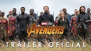 Avengers: Infinity War, de Marvel Studios – Tráiler Oficial
