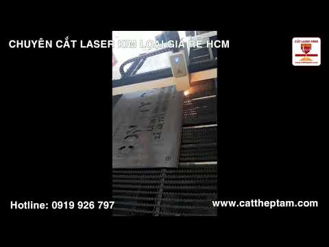 Nơi cắt laser kim loại tốt nhất hcm