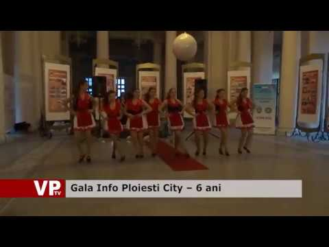Gala Info Ploiesti City – 6 ani