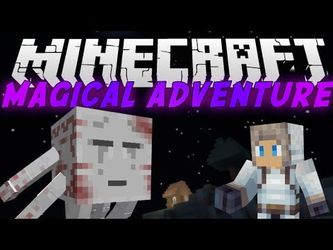 [EPIC] Minecraft: Magical Adventure – Il Boss Ghast GIGANTE