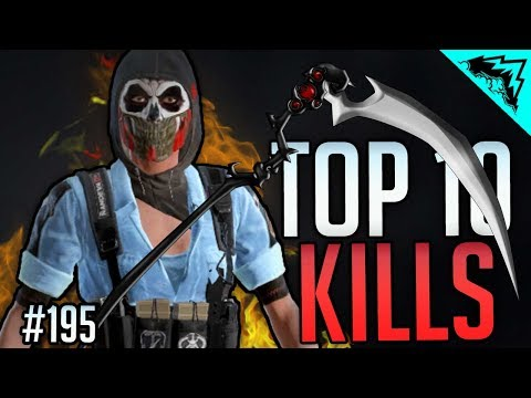 HE SHOULDN'T BE ALIVE - Top 10 Rainbow Six Siege Plays of the Week - WBCW #195 (видео)