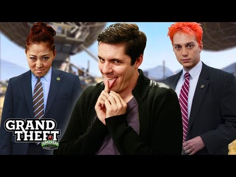 AIR FORCE AND CHILL (Grand Theft Smosh)