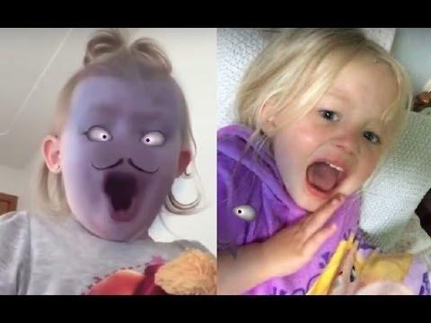 Bebekler Snapchat şakası | çok komik video