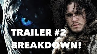 Game of Thrones - Season 7 Trailer #2 REACTION & REVIEW!FOLLOW US ON TWITTER, INSTAGRAM, SOUNDCLOUD, ITUNES & FACEBOOK!TWITTER! - https://twitter.com/NerdSoup4uINSTAGRAM - https://www.instagram.com/nerdsoup4u/SOUNCLOUD! - https://soundcloud.com/user-421750745ITUNES! -  https://itunes.apple.com/us/podcast/nerd-soup/id1228478674?mt=2FACEBOOK! - https://www.facebook.com/NerdSoup4u/