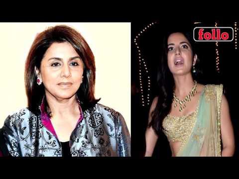Kat's Presence Irks Neetu Kapoor!