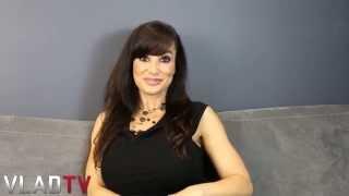 Lisa Ann on Illegal Butt Shots: It's Ridiculous!