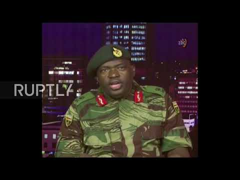 Zimbabwe: 'This Is Not A Military Takeover' - Army Official Denies Coup In Address To Nation