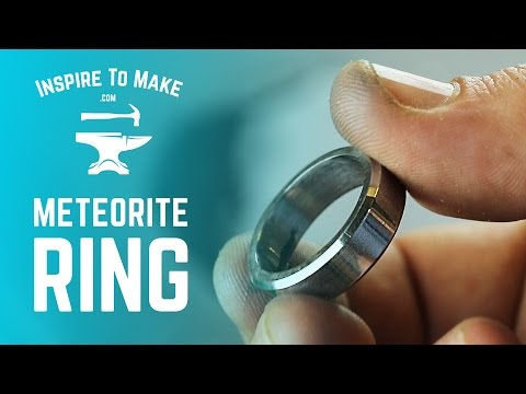 Making a Meteorite Ring