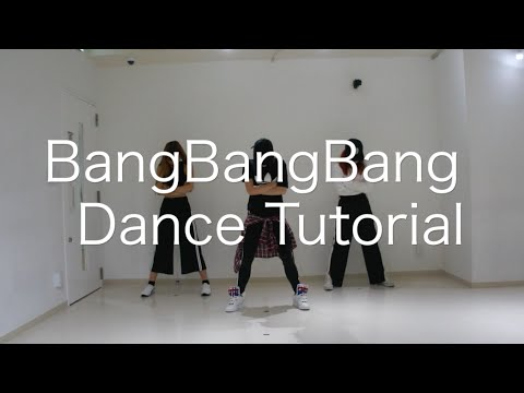 [Eng/Mirrored/Full] BangBangBang/BigBang Full Dance Tutorial