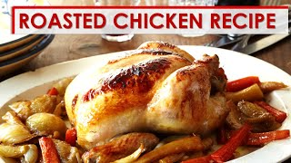 I prepare roasted chicken in beer, as they do in Trentino–Alto Adige, a region of northern Italy. Recipe: ...