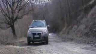 Suzuki SX4 Fiat Sedici Fest 2009 (offroad)