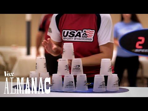 The Sport Of Cup Stacking Explained