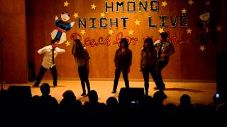 Hmong Night Live 2013: HSA Modern Dance