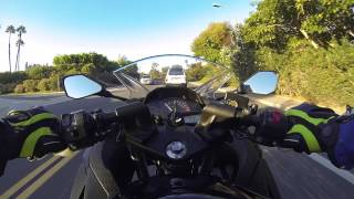 8. 2014 Kawasaki Ninja 300 Full Review / V-Log