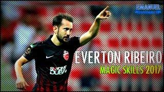 Everton Ribeiro ● Magic Skills & Goals ● Al Ahli ● 2017 ...