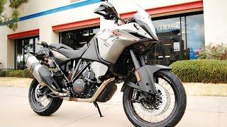 1. 2015 KTM 1190 Adventure ABS