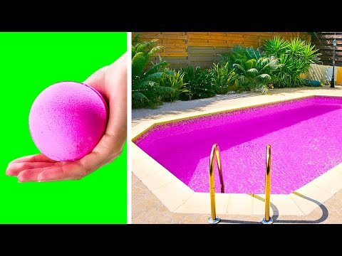 39 COOLEST SUMMER IDEAS  Beach And Pool Life Hacks, Summer Clothing DIYs