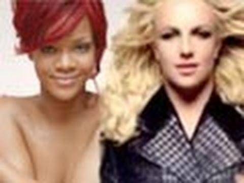 Rihanna & Britney Spears S&M Remix