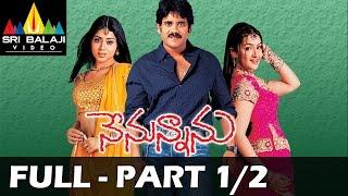 Nenunnanu Full Length Movie    Part 1/2    Nagarjuna, Aarti, Shriya    With English Subtitles