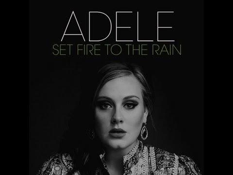 Adele-Set Fire To The Rain-Live At The Royal Albert Hall(CD Ver)