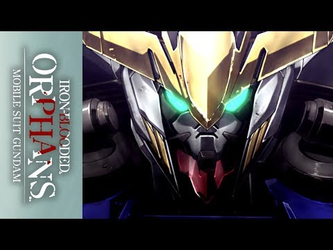 Mobile Suit Gundam: Iron-Blooded Orphans – Opening Theme 1