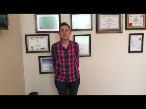 Hatice Şenşatar - Boyun Fıtığı Hastası - Prof. Dr. Orhan Şen