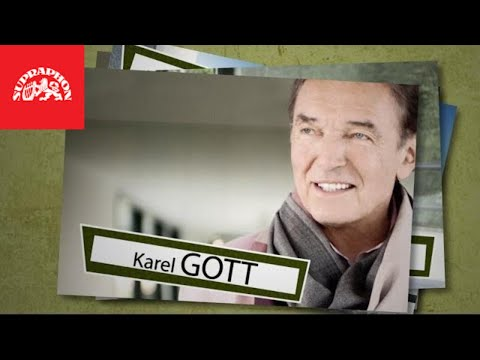 Karel Gott - V pravou chvíli řekni stop (Oficiální lyric video)