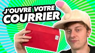 Video J'OUVRE VOTRE COURRIER ! - NORMAN MP3, 3GP, MP4, WEBM, AVI, FLV Agustus 2017