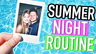 Hey guys! Today we're doing a Night Time Routine. The day I filmed this was actually the 4th of July and I was on vacation in California. This is also the first video I've introduced you to by boyfriend, Jett, on this channel! I hope you like this video! xoxoROUTINE PLAYLIST // https://www.youtube.com/playlist?list=PLnV6a1kb7gobeu1jzE_CbZt-WkSFSQmsT227174● ● ● ● ● ● ● ● ● ● ● ● ● ● ● ● ● ● ● ● ● ● ● ● ● ● ● ● ● ● ● ● ● ● ● ● ●⇥CLICK HERE TO SEE MY LAST VIDEO⇤https://www.youtube.com/watch?v=nhHC9FJtum0⇥SUBSCRIBE TO MY CHANNEL⇤http://www.youtube.com/user/keegantaylor13?feature=g-subs-u ⇥CHECK OUT MY VLOG CHANNEL⇤https://www.youtube.com/channel/UCfw_FGBaxYe5moDOJKuZCeg● ● ● ● ● ● ● ● ● ● ● ● ● ● ● ● ● ● ● ● ● ● ● ● ● ● ● ● ● ● ● ● ● ● ● ● ●⇥SOCIAL MEDIA⇤INSTAGRAM//@keeganactonTWITTER//@keeganactonSNAPCHAT//@keeganacton● ● ● ● ● ● ● ● ● ● ● ● ● ● ● ● ● ● ● ● ● ● ● ● ● ● ● ● ● ● ● ● ● ● ● ● ●⇥CONTACT ME⇤≫For business inquires only, please email keeganactonwork@gmail.com⇢ P.O. BOX⇠Keegan Acton2487 S. Gilbert RdSte 106 - 209Gilbert, AZ 85295● ● ● ● ● ● ● ● ● ● ● ● ● ● ● ● ● ● ● ● ● ● ● ● ● ● ● ● ● ● ● ● ● ● ● ● ●⇥WHAT I'M WEARING⇤⇢DRESS⇠≫BooHoo⇢SWIMSUIT⇠≫Target⇢HOODIE⇠≫Brandy Melville⇢SHORTS⇠≫American Eagle⇢SUNGLASSES⇠≫Francescia's⇢PHONE CASE⇠≫https://dreambigapparel.net● ● ● ● ● ● ● ● ● ● ● ● ● ● ● ● ● ● ● ● ● ● ● ● ● ● ● ● ● ● ● ● ● ● ● ● ⇢FREQUENTLY ASKED QUESTIONS⇠≫How old are you?17. (March 7, 2000)≫What grade are you in?Senior in high school.≫What state do you live in?Arizona (I'm not going to say where in Arizona for privacy reasons).≫What camera/ editing system do you use?Scroll a little further down and I provided all the links;)● ● ● ● ● ● ● ● ● ● ● ● ● ● ● ● ● ● ● ● ● ● ● ● ● ● ● ● ● ● ● ● ● ● ● ● ●⇢FILMING EQUIPMENT⇠≫Canon t4i:http://www.amazon.com/Canon-Rebel-DSLR-18-55mm-MODEL/dp/B00894YWD0/ref=sr_1_1?ie=UTF8&qid=1437611275&sr=8-1&keywords=canon+t4i≫Canon EF-S 18-55mm f/3.5-5.6 IS II SLR Lens:http://www.amazon.com/Canon-EF-S-18-55mm-3-5-5-6-Lens/dp/B000V5K3FG/ref=sr_1_1?ie=UTF8&qid=1437611323&sr=8-1&keywords=18+55+canon+lens≫Final Cut Pro X:https://www.apple.com/final-cut-pro/≫Tripod:http://www.bestbuy.com/site/manfrotto-60-compact-action-tripod-black/4854011.p?id=1219103680660&skuId=4854011● ● ● ● ● ● ● ● ● ● ● ● ● ● ● ● ● ● ● ● ● ● ● ● ● ● ● ● ● ● ● ● ● ● ● ● ●Comment