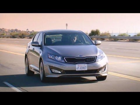2012 Kia Optima Video Review – Kelley Blue Book