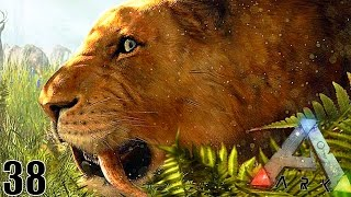 Video JE CAPTURE UN TIGRE À DENTS DE SABRE ! | ARK: Survival Evolved ! #Ep38 MP3, 3GP, MP4, WEBM, AVI, FLV Oktober 2017