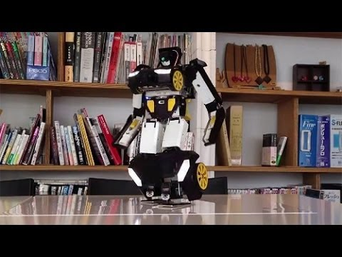 can canh robot bien hinh transformer doc dao cua nhat ban.cong nhan nhat ban nguoi ta gioi that