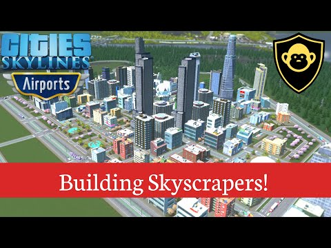How To High Density and Office ( Updated 2020) Cities: Skylines Portsmith Abby Episode 8