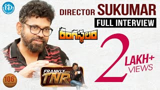 Video Rangasthalam Director Sukumar Exclusive Interview #106 || Frankly With TNR || Talking Movies MP3, 3GP, MP4, WEBM, AVI, FLV September 2018