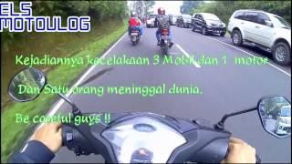 Video KECELAKAAN DI TANJAKAN EMEN !! KETEMU MOTOVLOG JAKARTA !!! (02/04/2017) PART 2 #2 MP3, 3GP, MP4, WEBM, AVI, FLV April 2018