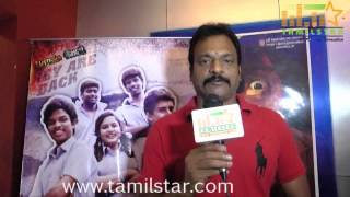 Pandi Ravi at Vajram Movie Press Show