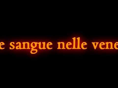 , title : 'Jovanotti - Tensione Evolutiva (Testo)'