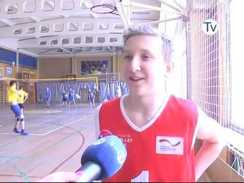 В Энергодаре прошел 2-й тур 73-й Спартакиады школьников Запорожской области по волейболу