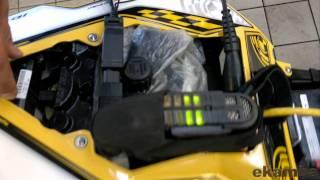 2. BMW S1000RR full AKRAPOVİC Exhaust Sound HP RACE POWERKİT & CALİBRATİON KİT