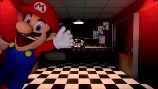 Mario VS. Five Nights at Freddy's
