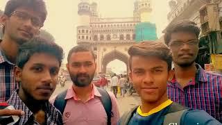 JNTU Anantapur Sri Lankan Students 2015 2019   Semester End Tour To Hyderabad