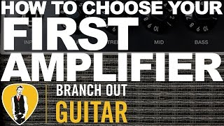 Download Lagu How To Choose Your First Guitar Amp - Branch Out Guitar Mp3