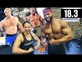 OPEN WORKOUT 18.3: Jas and Obi (The Vellner and Bridges Beef)