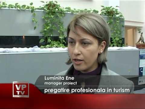 Pregatire profesionala in turism