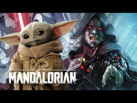 The Mandalorian Season 2 Baby Yoda Sith Troopers Scene Breakdown and Movies Easter Eggs
