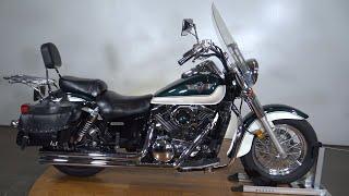 3. 2004 Kawasaki Vulcan Classic 1500