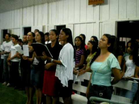 Grupo de Jovens- Anjos Celestes- Campo Novo de Rondonia