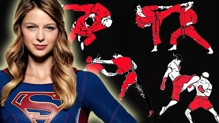 We take an in depth look to figure out how many fighting styles or martial arts does Supergirl know in DC's Supergirl or Arrowverse! Brought to you by the same guy who did how many fighting styles does Green Arrow know in CW's Arrow! Want more fight scene breakdown? Click below! https://www.youtube.com/playlist?list=PLEGMqA6EvzxlV-NP7_MO1aPV6y_SUnIx3Hitman by Kevin MacLeod is licensed under a Creative Commons Attribution license (https://creativecommons.org/licenses/by/4.0/)Source: http://incompetech.com/music/royalty-free/index.html?isrc=USUAN1300013Artist: http://incompetech.com/
