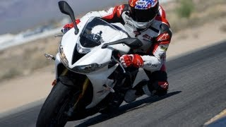10. 2013 Supersport Track Shootout: 2013 Triumph Daytona 675R
