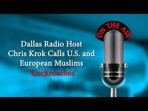 host - Send POLITE emails to chris@wbap.com Copy to: info@cair.com From the 1/26/2015 Chris Krok Show http://www.wbap.com/page.php?page_id=521.